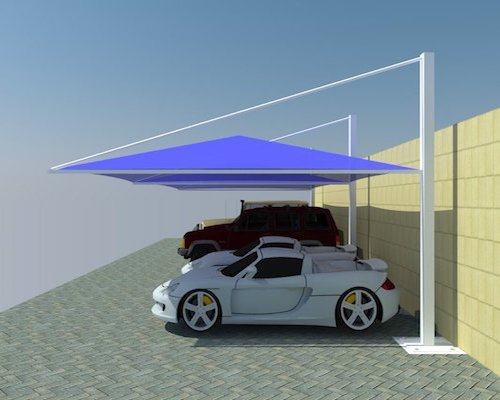 car parking shades manufacturers