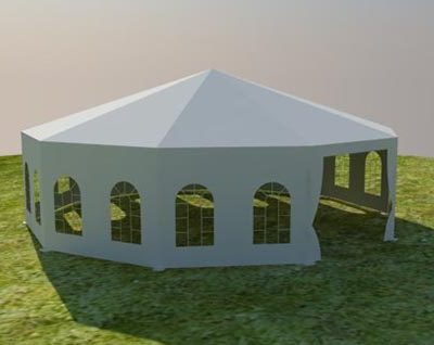 Decagonal Tents Manufacturers in UAE