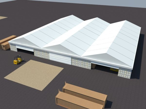 warehouse tent suppliers