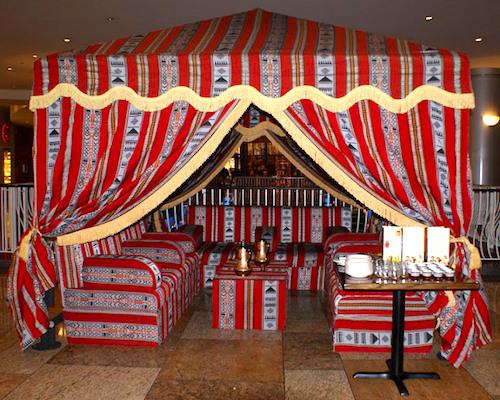 arab wedding tent rentals