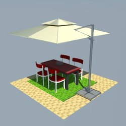 cantilever patio umbrella shades for sale