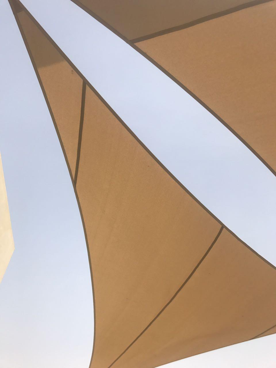triangle sail shades isuppliers in Dubai