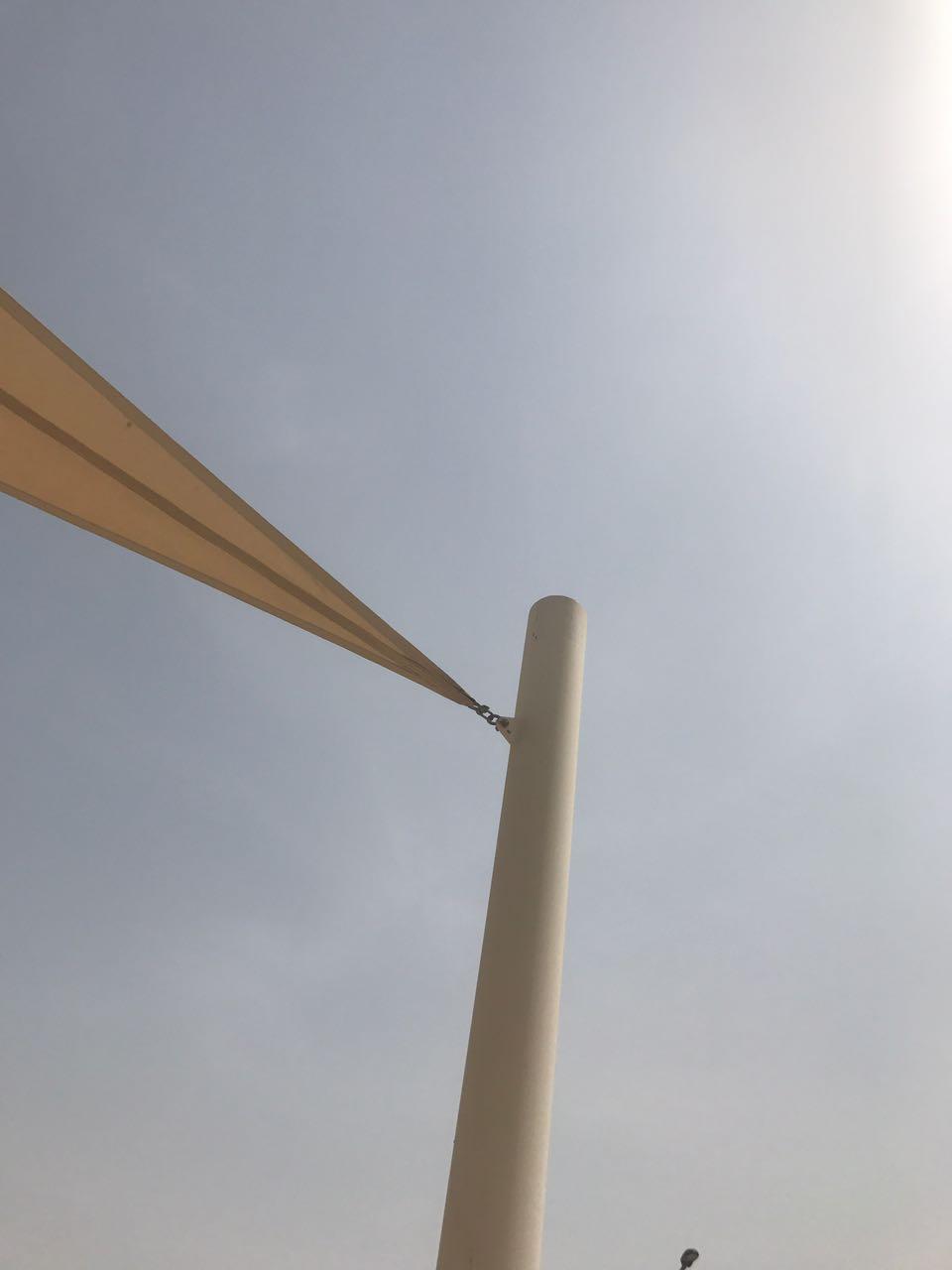 sail shades installation in Dubai