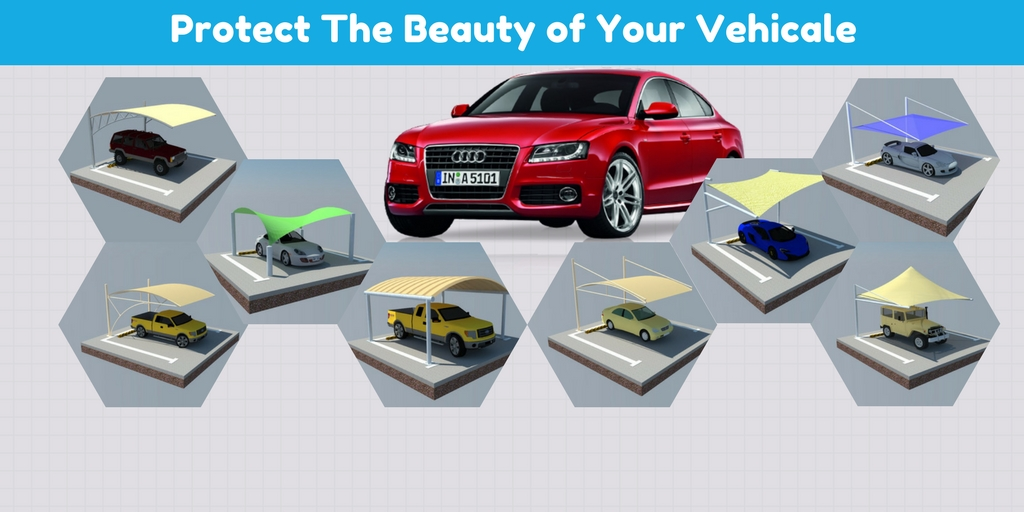 car parking shade company in UAE
