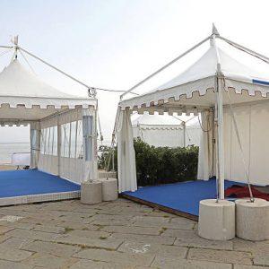 gazebo tents in UAE