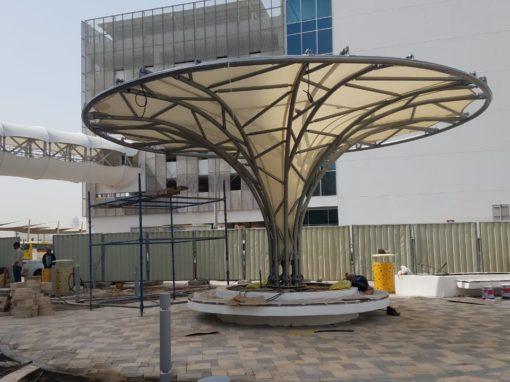 Sun Shade Installation in Dubai – Manufacturer and Supplier