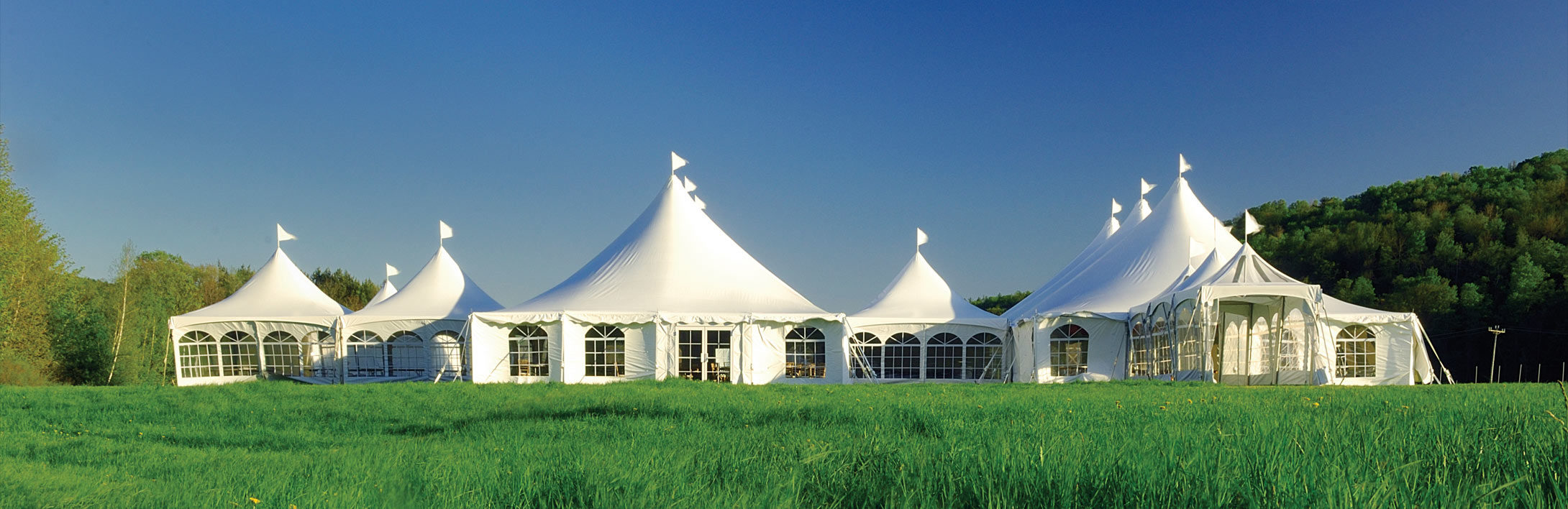Tents in Dubai