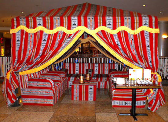 Traditional Arabic Tents for rent