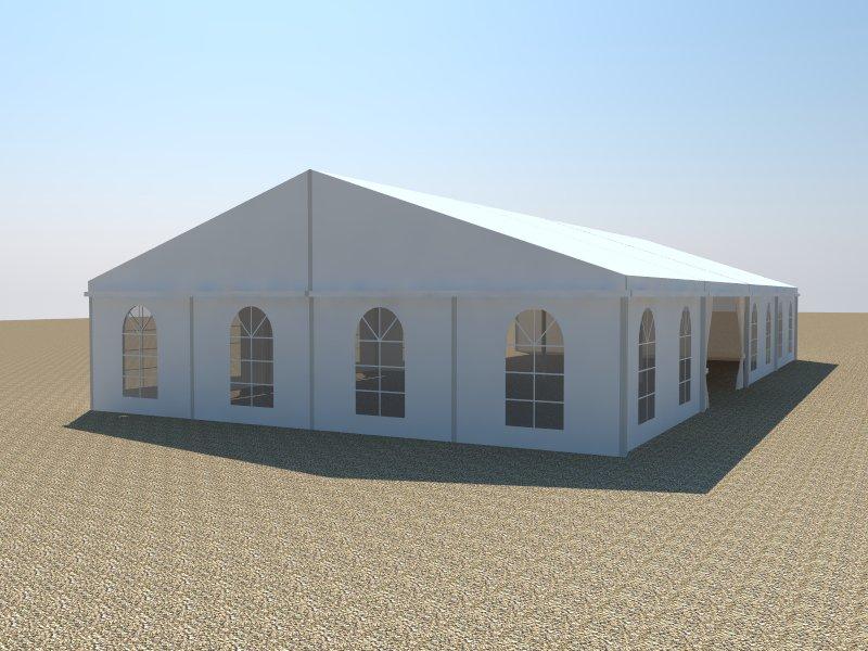 a shape tent