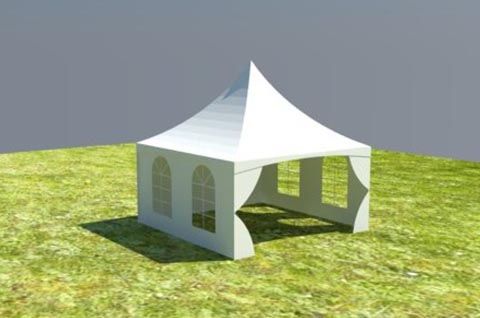 Pinnacle Tent Manufacturers in UAE