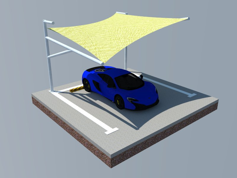 car parking shade suppliers