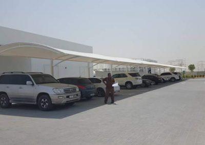 Parking Shade 20