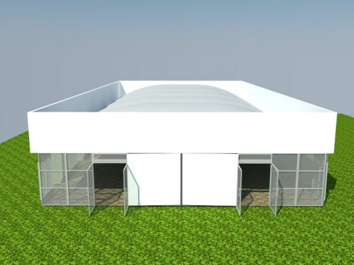 Cube Structure Tent suppliers