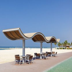 beach Shades in UAE