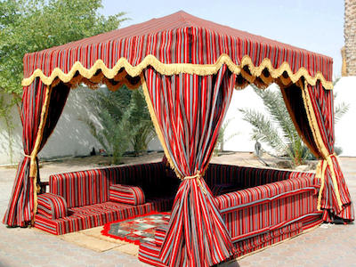 rental wedding tents