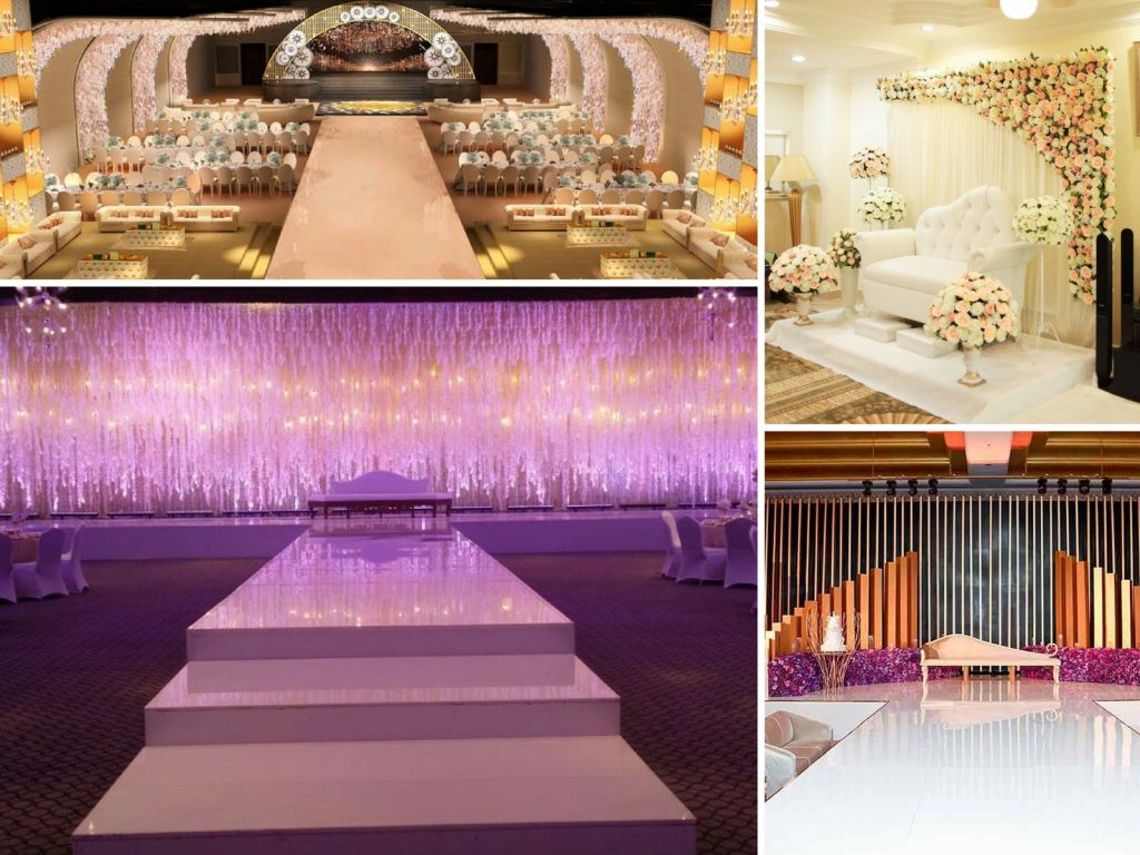 wedding stage for rent in dubai, wedding kosha for rent in uae
