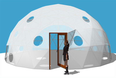 dome tent for rent