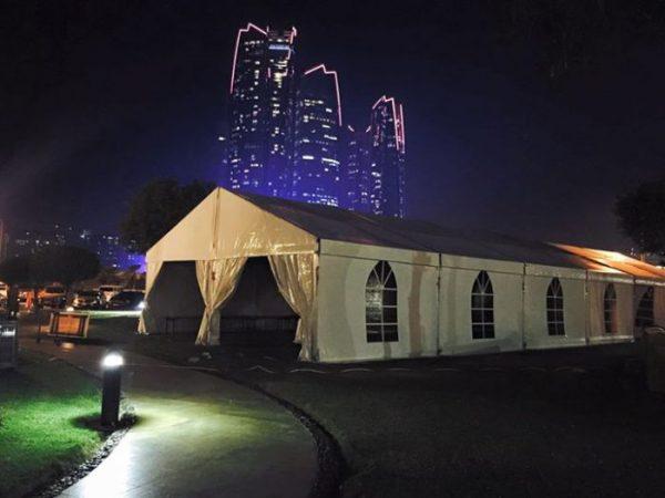 Ramadan tents in uae