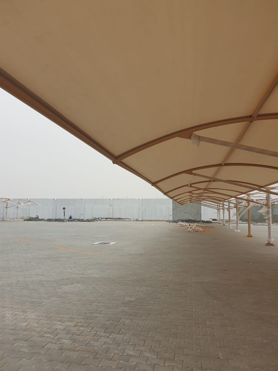 car parking shades abu dhabi