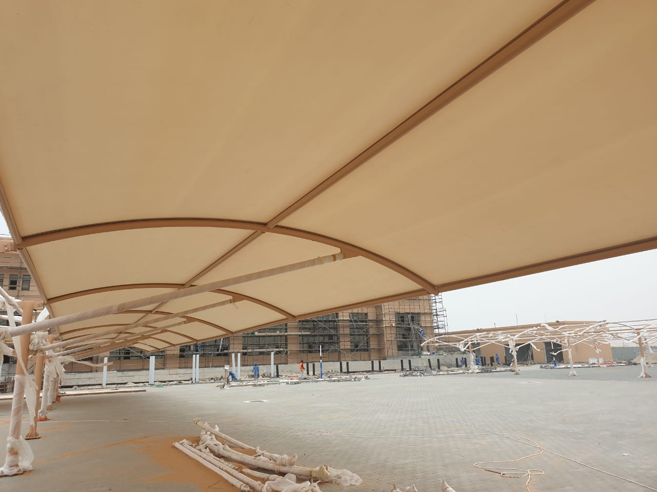 car parking shade abu dhabi