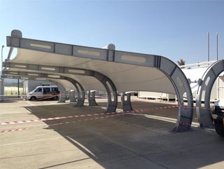 Car Parking Shade Supplier & Manufacturer in Sharjah, Dubai